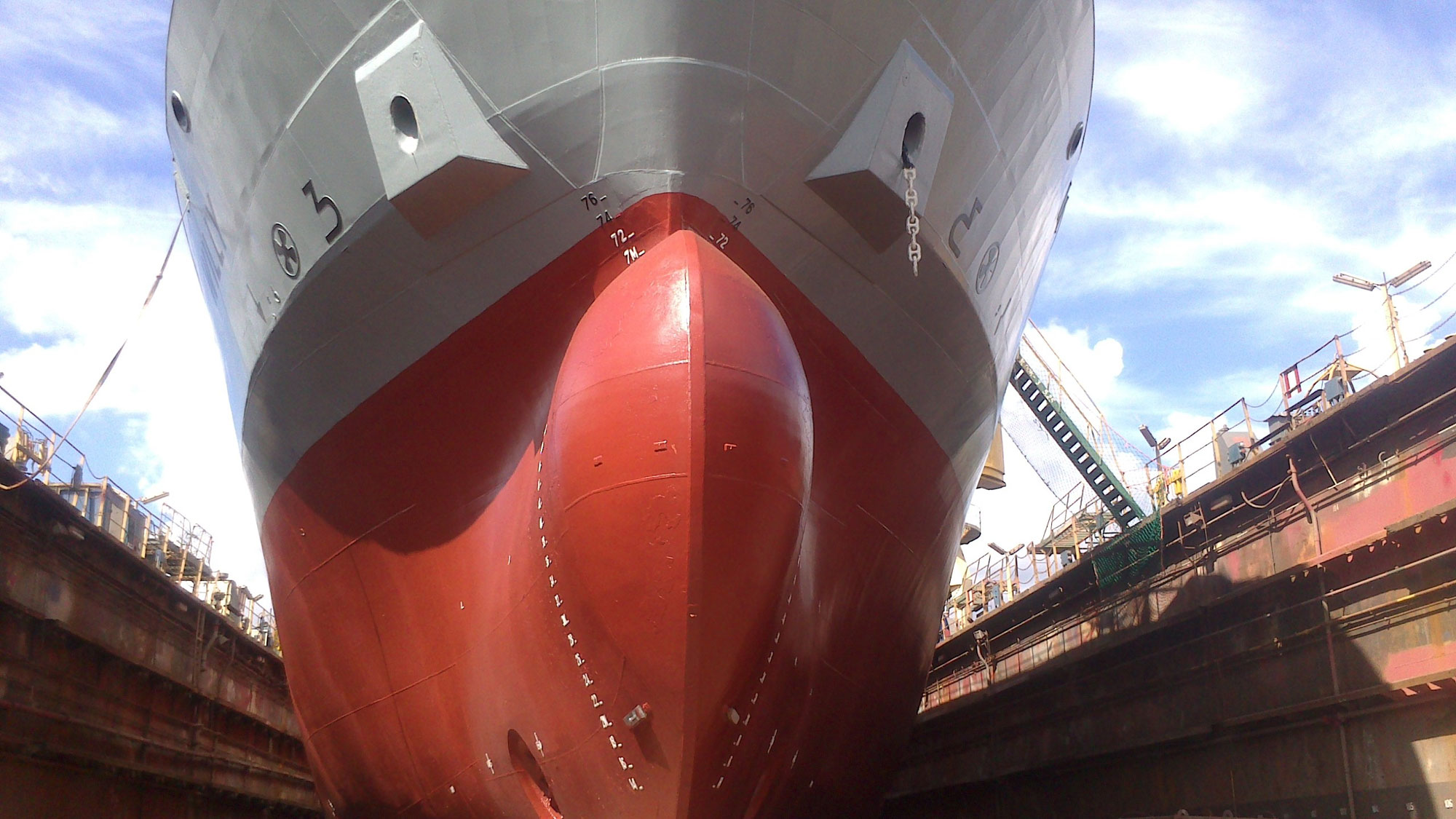 Colonna's Shipyard Safest Year